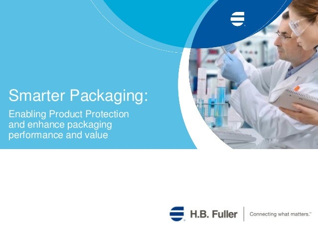 Smarter Packaging:  Enabling Product Protection and enhance packaging performance and value