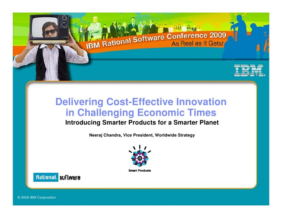 Delivering Cost-Effective Innovation                        in Challenging Economic Times                          Introdu...