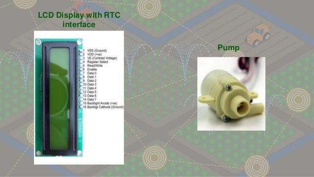 Smart Farming Using Arduino Nirma University