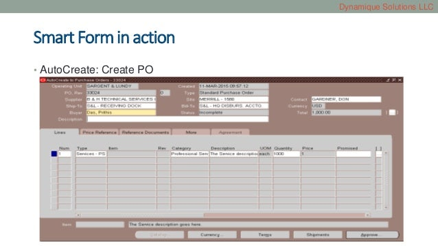 how to create requisition in oracle iprocurement