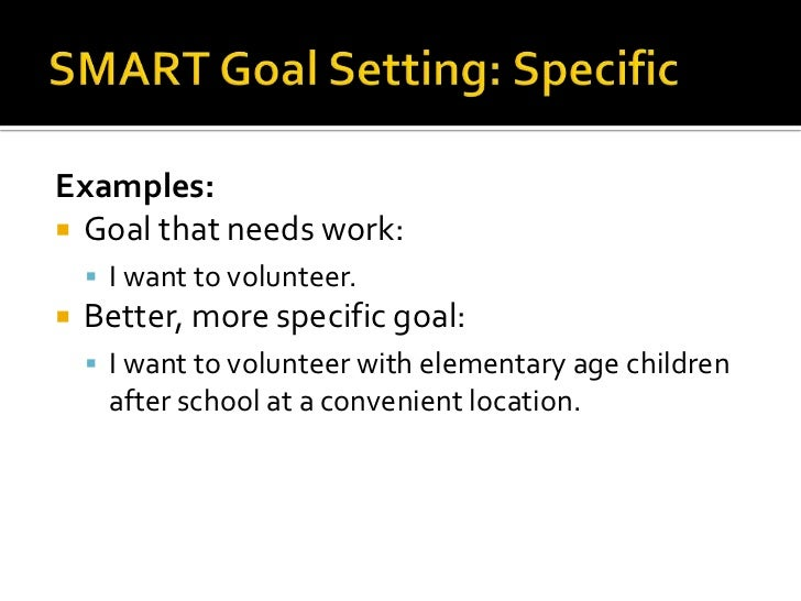 smart goal setting essay University of phoenix material goal setting worksheet review this week's resources (for example smart criteria, and the career plan building activities).