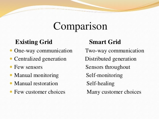 what is smart grid technology pdf