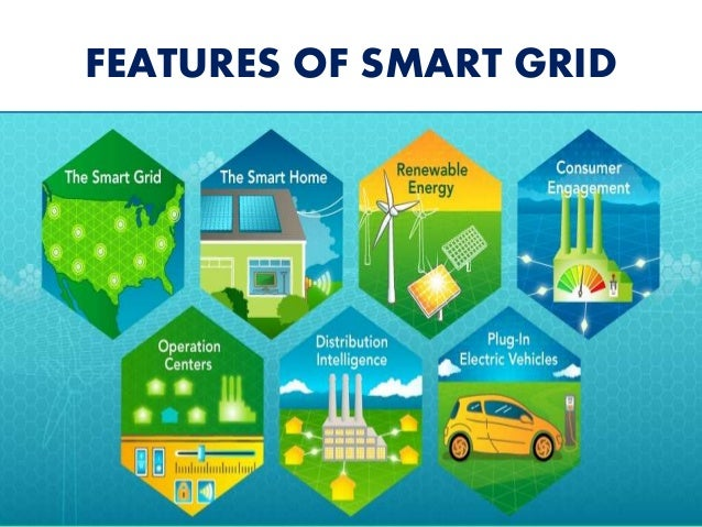 FEATURES OF SMART GRID 5
