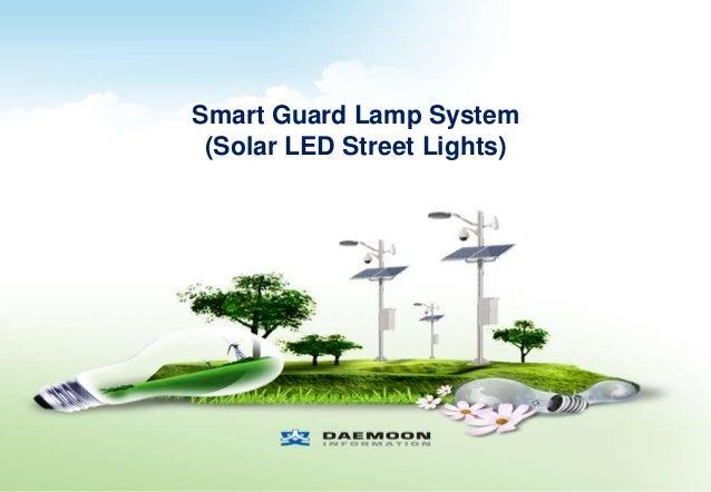 Smart guard lamp solar energy wifi cctv