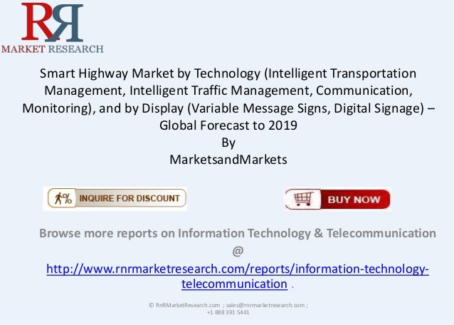 Smart Highway Market by Technology (Intelligent Transportation Management, Intelligent Traffic Management, Communication, ...