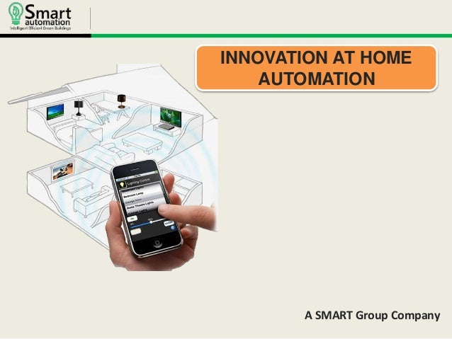 Home automation in India|Solution on Home Automation System