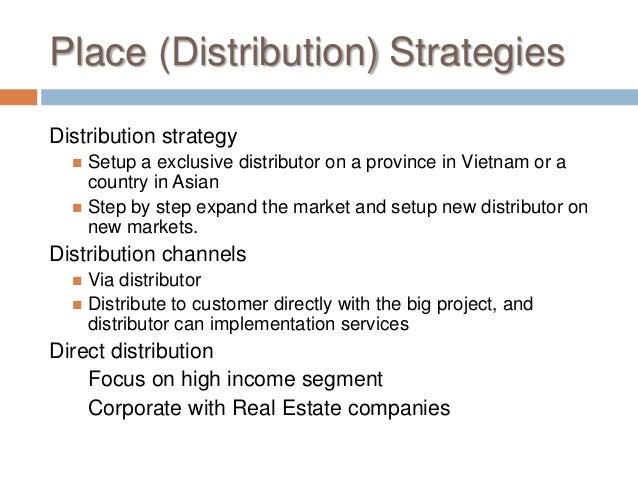 types of marketing strategies pdf