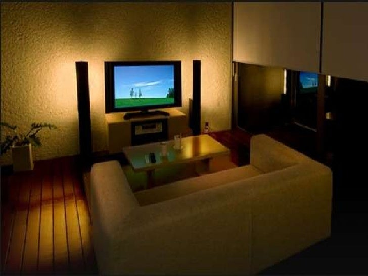 Smart Home  Interior Design - Interior design home automation