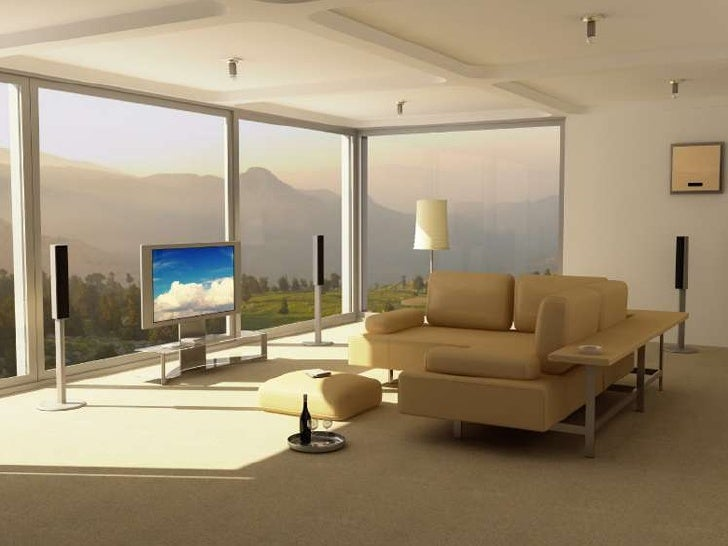 Smart Home Interior Design