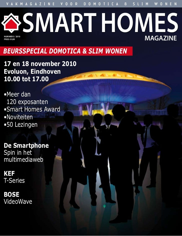 smart homes magazine november 2010. Black Bedroom Furniture Sets. Home Design Ideas