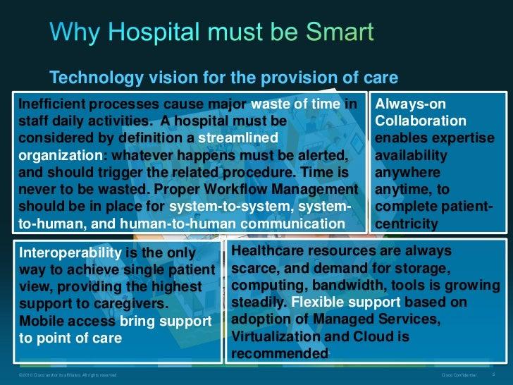 Smart Hospital Blueprint Sanitized Slide 3