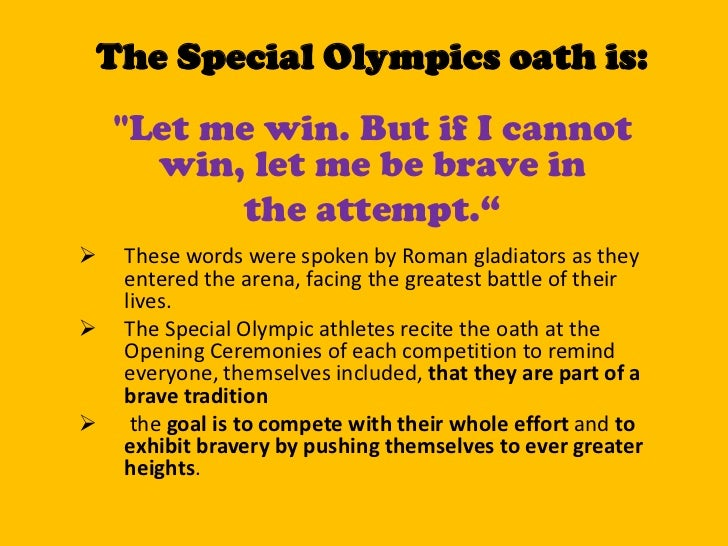 smartia inquiry into olympic oath  motto and values