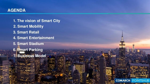 Smart innovations for Sustainable Cities Slide 2