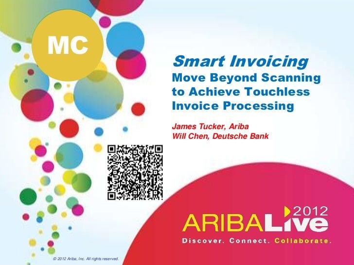 MC                                          Smart Invoicing                                          Move Beyond Scanning ...
