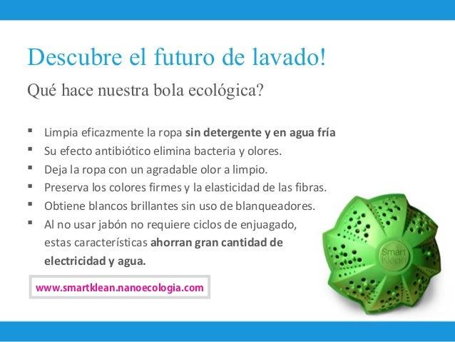 8c6d62136 ... 8. Descubre el futuro de lavado! Qué hace nuestra bola ecológica?
