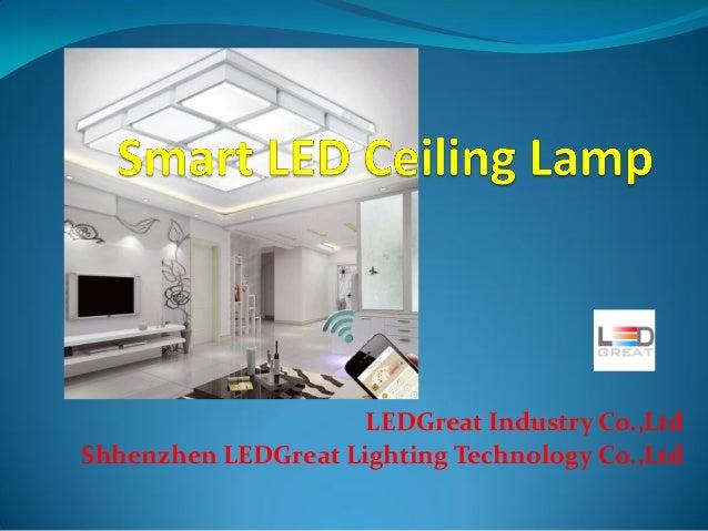 LEDGreat Industry Co.,Ltd Shhenzhen LEDGreat Lighting Technology Co.,Ltd