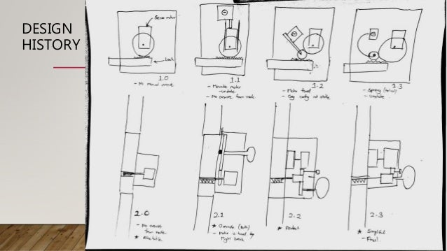 Smart lock v1.0 pitching presentation