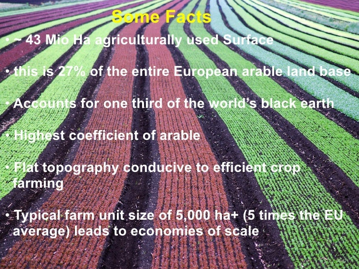 Agri Supply Chain Management in Ukraine – Challenge and opportunity…