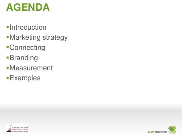Smart marketing - Entrepreneur U Slide 2