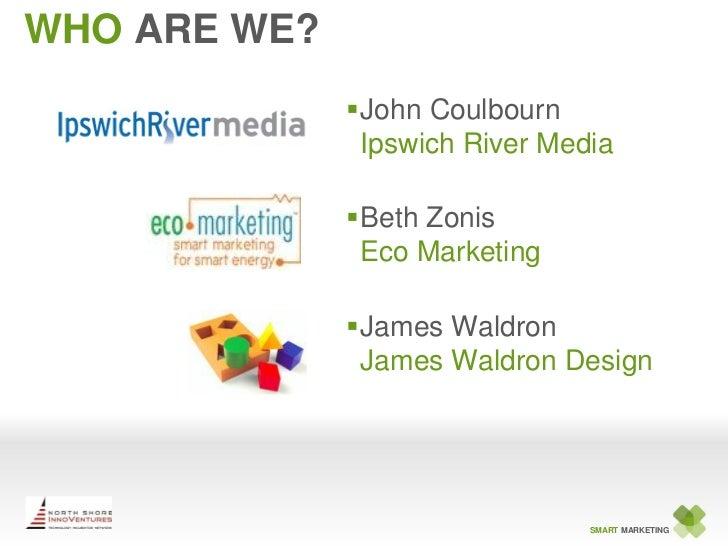 Smart marketing - Entrepreneur U Slide 3