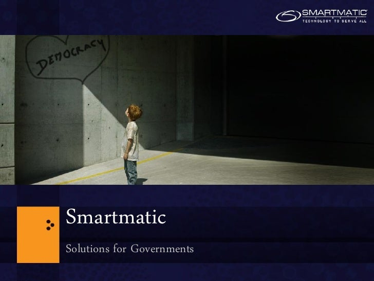 SmartmaticSolutions for Governments