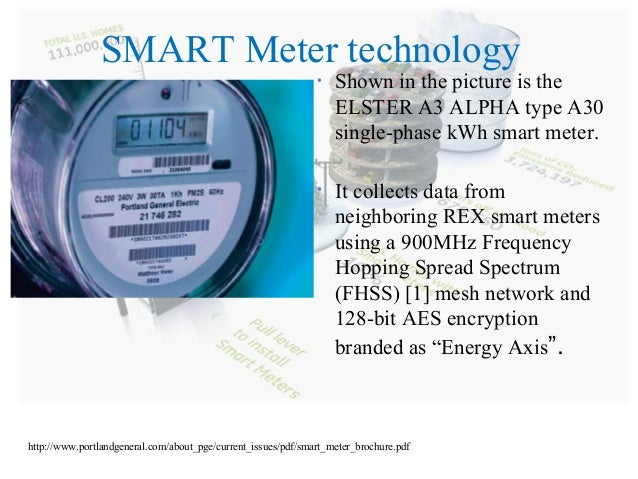 Electric Meter Technology : Smart electric meters role of govt in technology management
