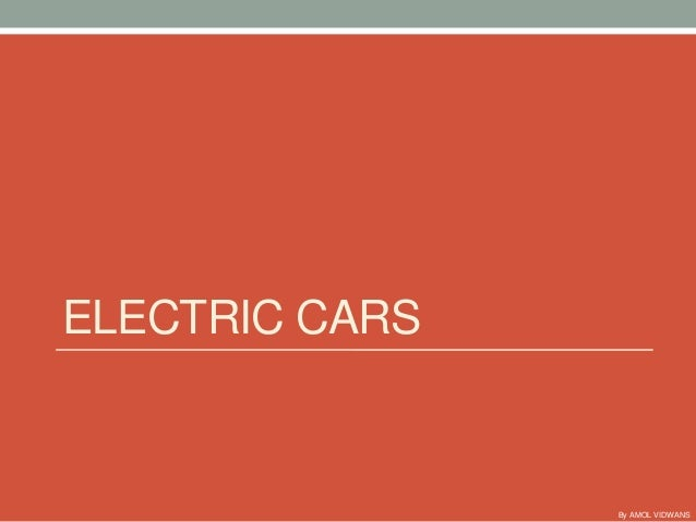 Prediction Against Electric Cars