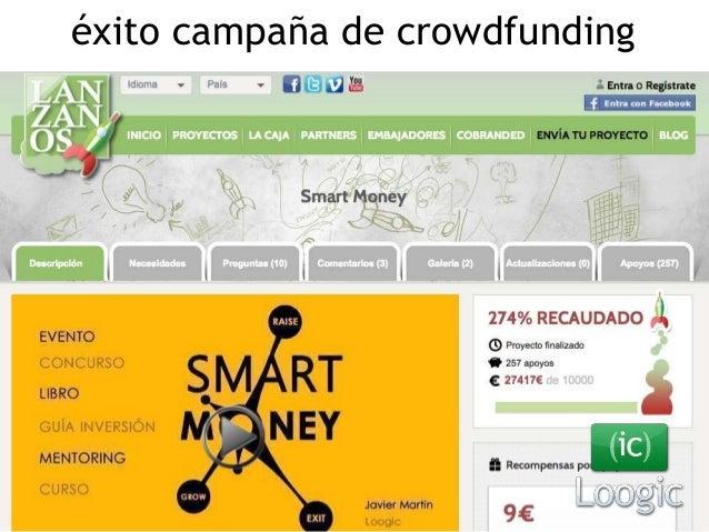 Smart Money Barcelona 4 mayo 2015 Slide 2