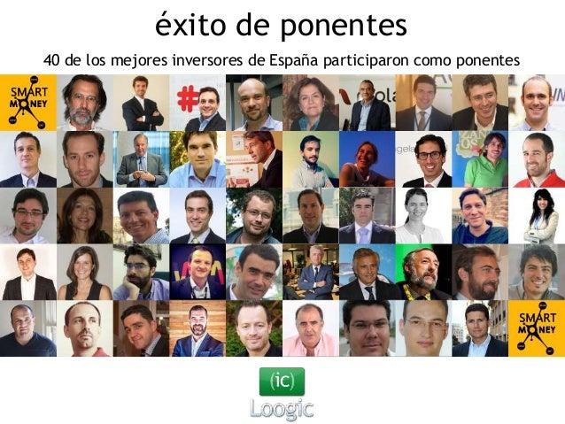 Smart Money Barcelona 4 mayo 2015 Slide 3