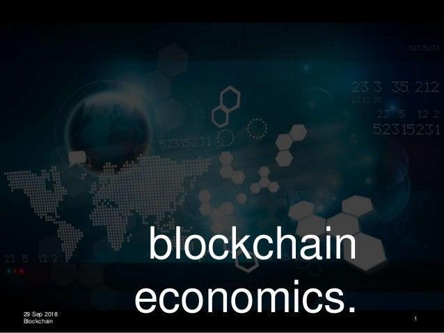 Smart Network Economics: Payment Channels Slide 2