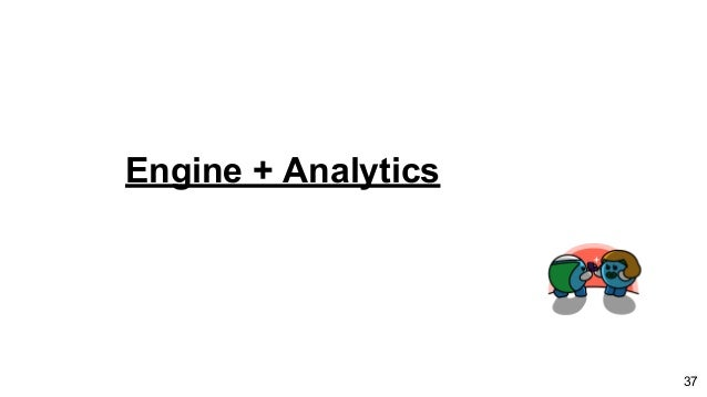 Engine + Analytics 37