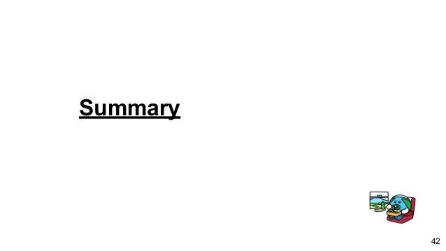 Summary 42