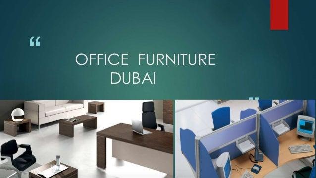 Affordable Office Furniture Dubai