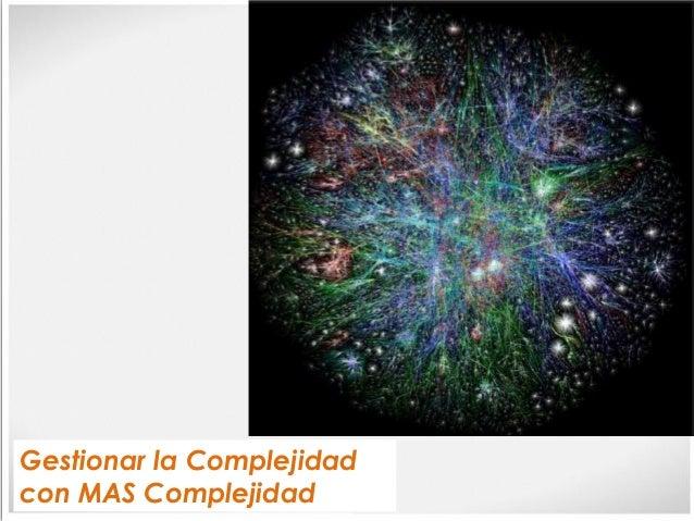 Smart organizations gestionando la complejidad v1.0