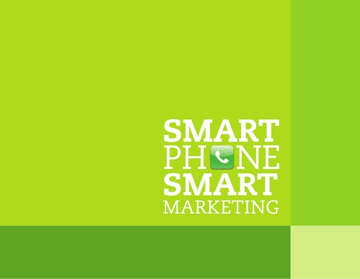 sMarT ph ne sMarT marketing