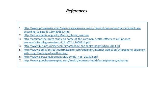 Nomophobia study pdf