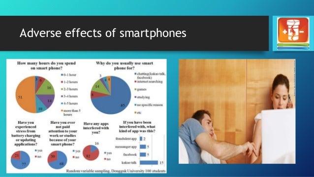 effects of smartphones