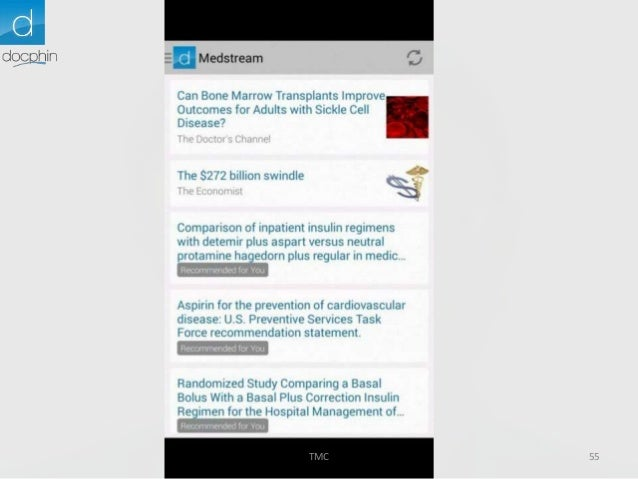 common mobile apps in medical practice