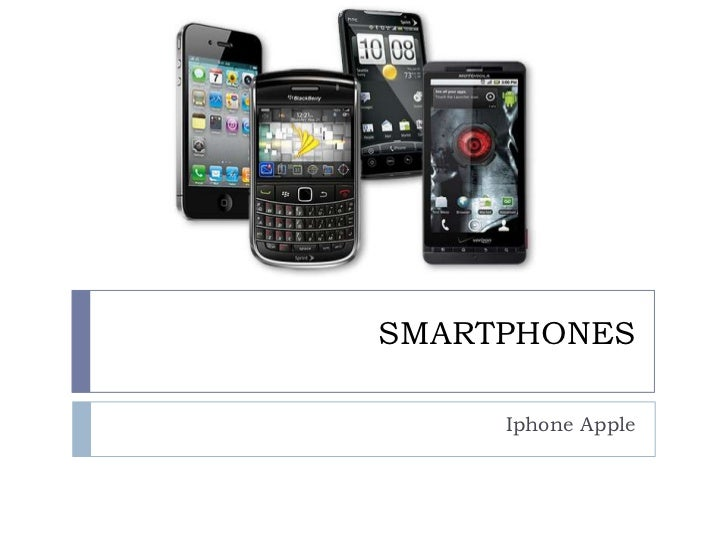 SMARTPHONES     Iphone Apple