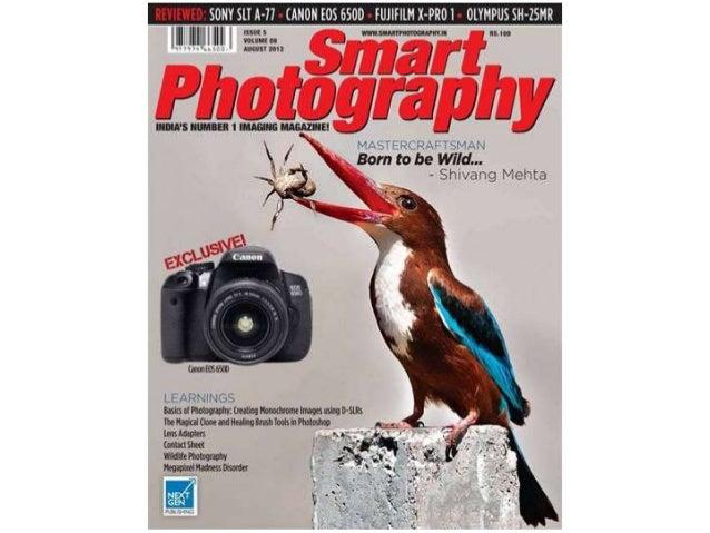 Smart Photography Magazine Advertising