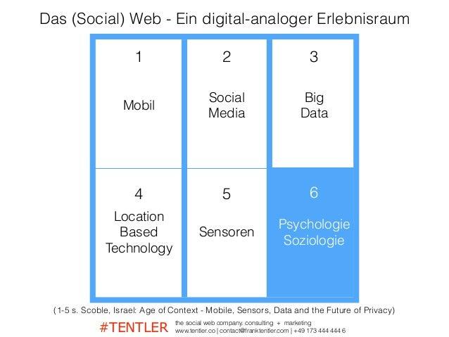 #TENTLER the social web company. consulting + marketing www.tentler.co   contact@franktentler.com   +49 173 444 444 6 Mobi...