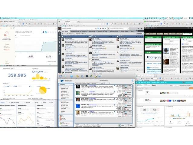 #TENTLER the social web company. consulting + marketing www.tentler.co   contact@franktentler.com   +49 173 444 444 6 Loca...
