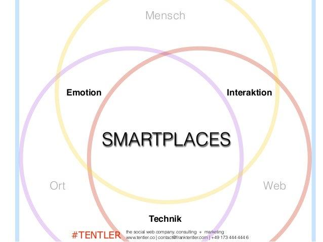 #TENTLER the social web company. consulting + marketing www.tentler.co   contact@franktentler.com   +49 173 444 444 6 Emot...