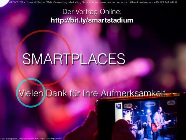 Smartplace Stadium - Das Stadion als digitaler Erlebnisraum