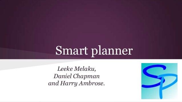 smart planner. Black Bedroom Furniture Sets. Home Design Ideas
