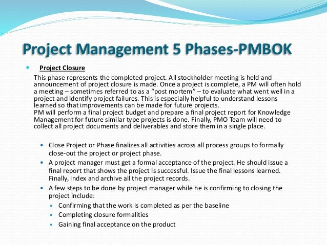 Smart project management - Best Practices to Manage Project effective…