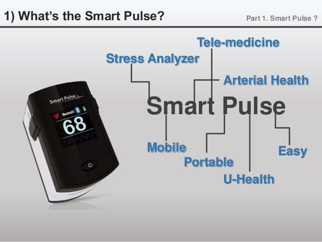 Smart Pulse Cardiac Health Monitor from Medi-Core
