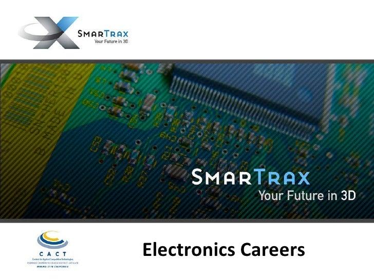 Electronics Careers