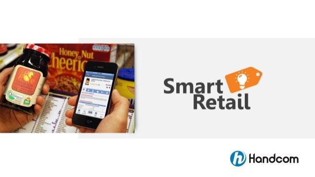 ÍNDICESmart  Retail   Uso dos smartphones           Apresentação           Diagrama do sistema           Principais recurs...