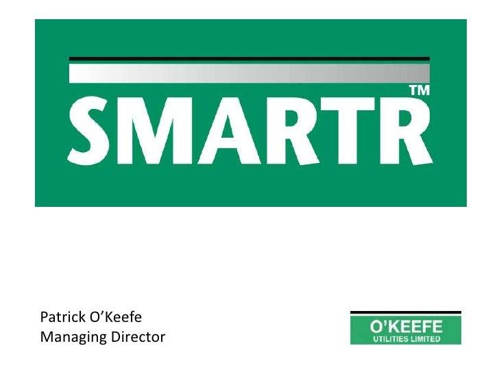 Patrick O'Keefe<br />Managing Director<br />